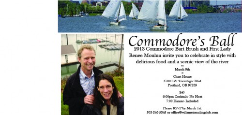 commodores dinner